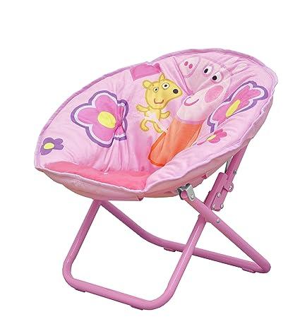 Amazon.com: Silla para niños redonda de Peppa Pig ...