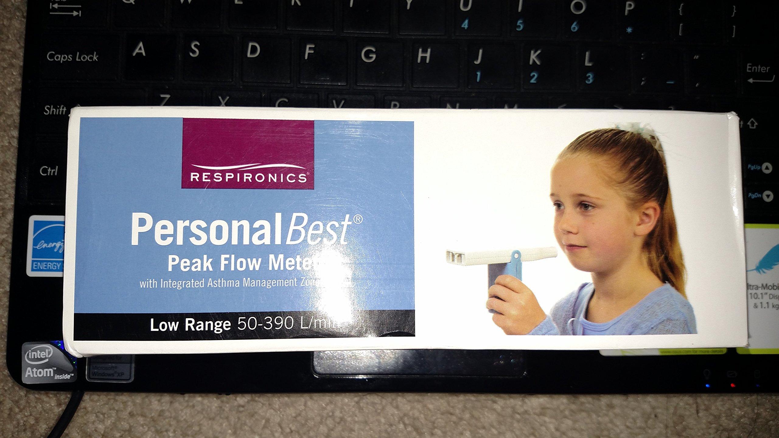 Philips Respironics Personal Best Peak Flow Meter