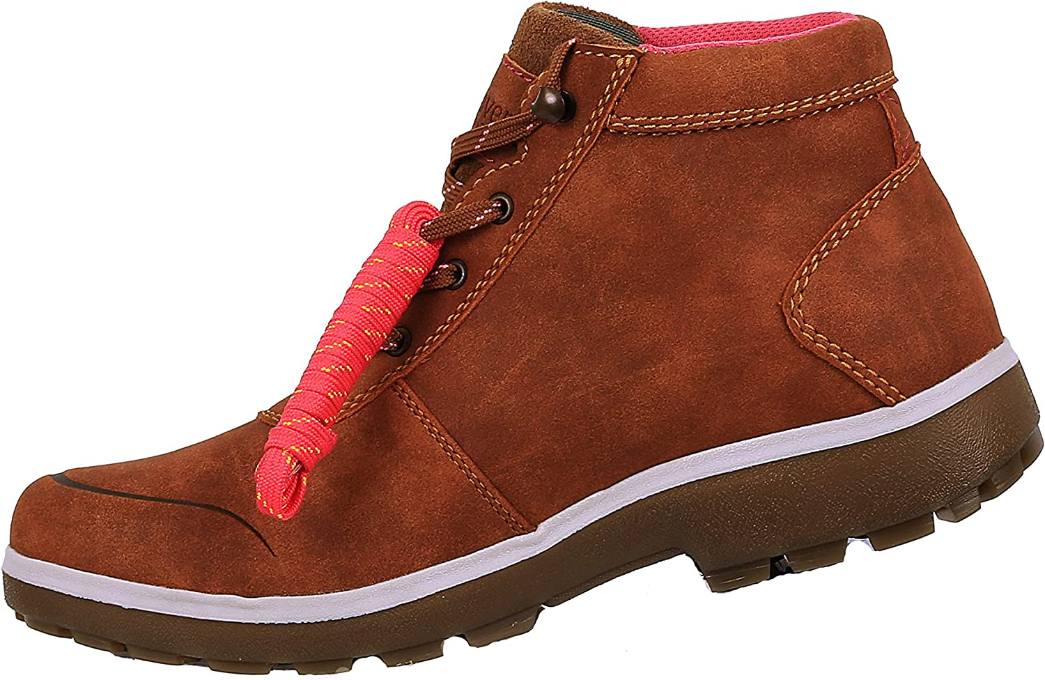 8.5 Discovery EXPEDITION Womens Adventure Mid Hiking Boot Cinnamon