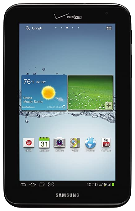 Samsung Galaxy Tab 2 7.0 4G LTE (Verizon)