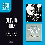 2 CD Originaux : la Femme Chocolat / a Nos Corps-Aimants