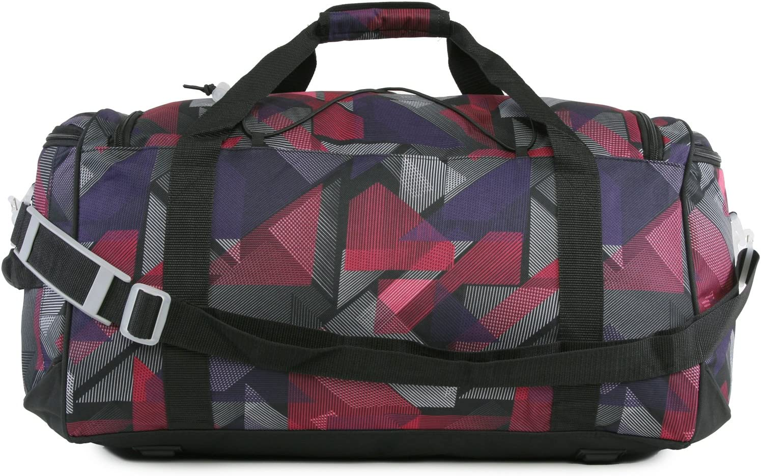 Abstract Print Medium Duffle Bag