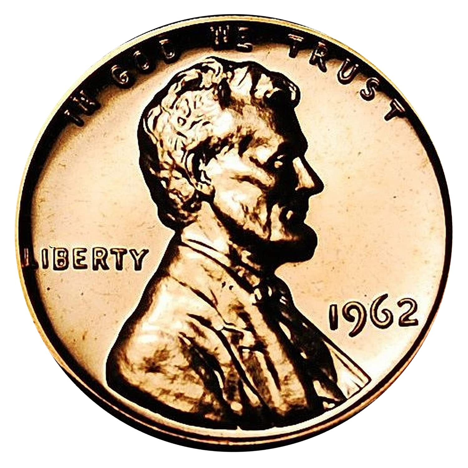 UNITED  STATES   5 Cents   1962    PROOF  *
