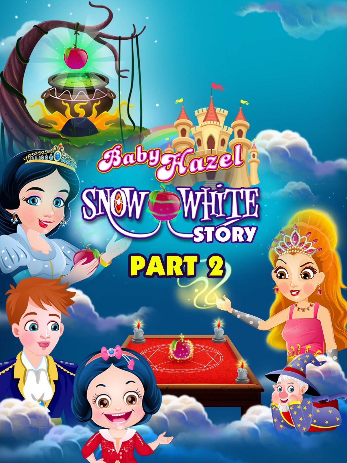 Baby Hazel Snow White Story Part 2 on Amazon Prime Video UK