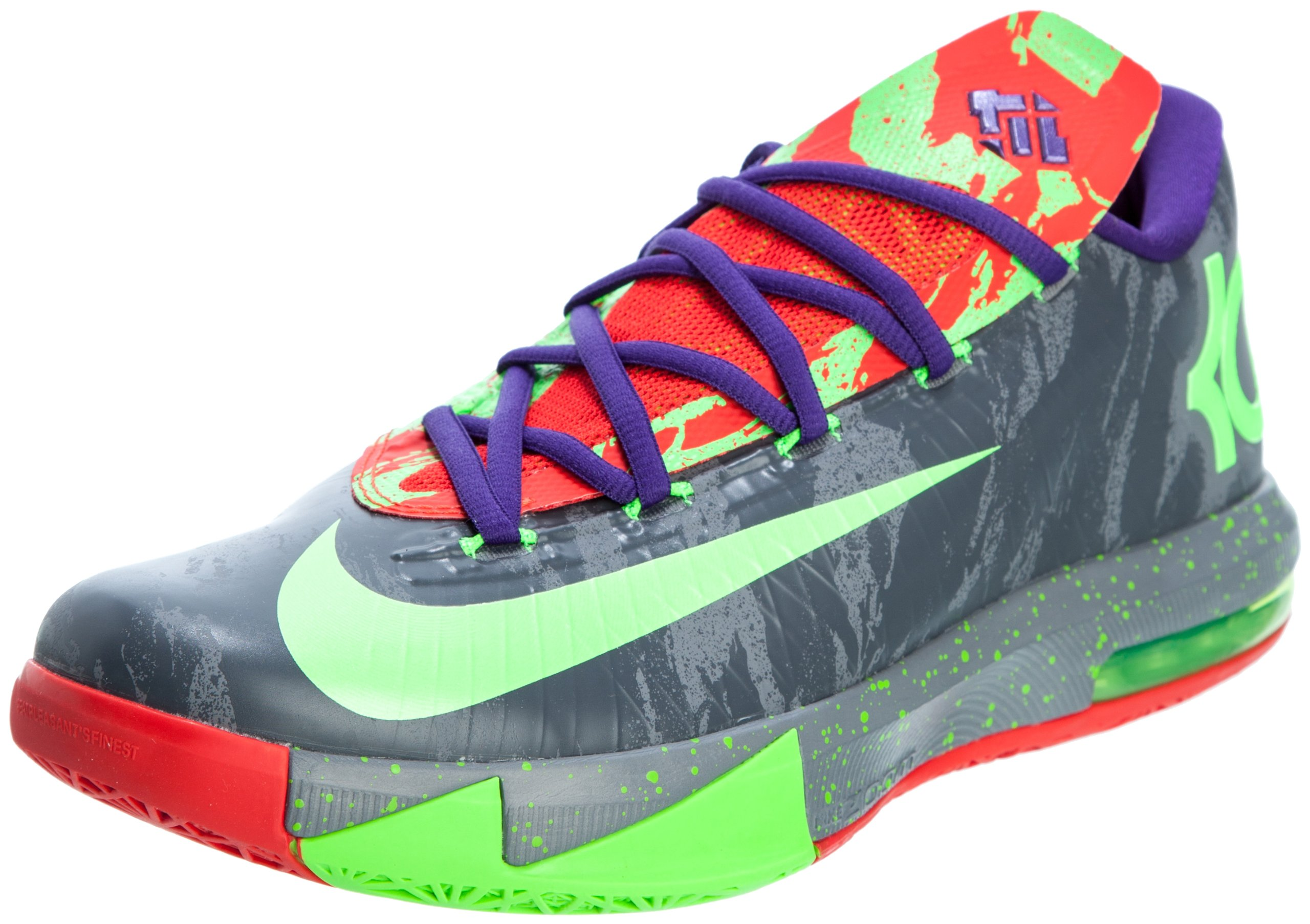 NIKE KD VI Kevin Durant Basketball Shoes 599424-008 (USM 11) by NIKE (Image #1)