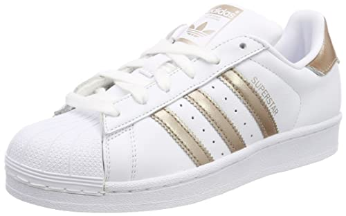 adidas superstar 36 argento