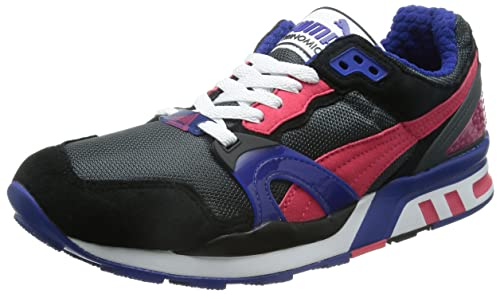 31376f76dca Puma Men s Trinomic XT 2 Plus Ds-Black-Teaberry Red-Mb Running Shoes