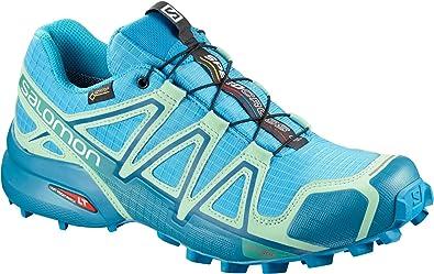 SALOMON Damen Speedcross 4 GTX Trailrunning Schuhe, SynthetikTextil DyR1a
