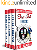 Cruise Ship Cozy Mysteries Series: Box Set I (Books 1-3)