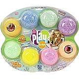 Educational Insights Playfoam - Combo 8-Pack 【知育玩具 つぶつぶ粘土遊び】 プレイフォーム コンボ(8個入り) 正規品