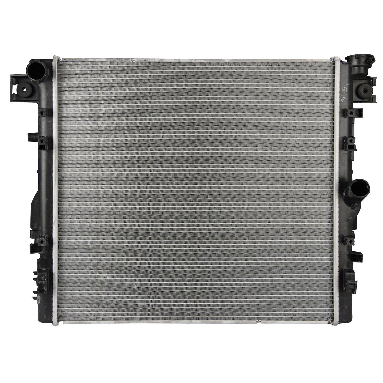 Spectra Premium CU2957 Complete Radiator for Jeep Wrangler