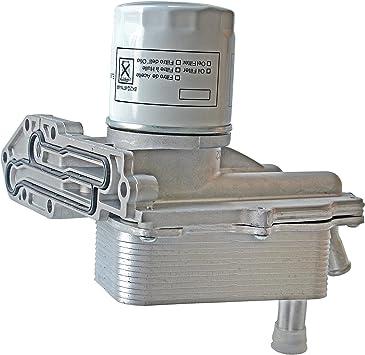 Transit Parts Transit MK6 Oil Cooler And Filter Housing With Radiator 2.4 2000-2006