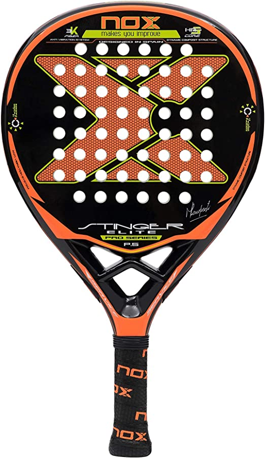 NOX Stinger Elite Pro P.5 by Miguel Lamperti: Amazon.es: Deportes ...