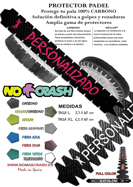 No+Crash Personalizado 100% Kevlar Y Colores - TU Protector con ...