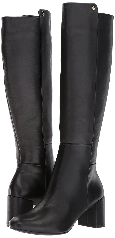 Taryn B073RFXLTS Rose Women's Carolyn Silky Cow Fashion Boot B073RFXLTS Taryn 12 M Medium US|Black 6bc7a3