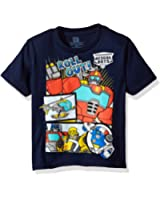 Transformers Toddler Boys' Roll Out Short Sleeve T-Shirt