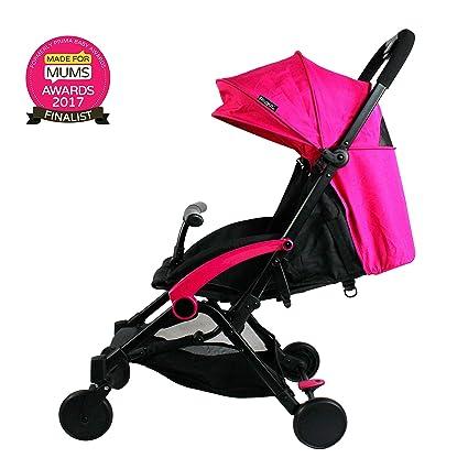 Red Kite Push Me cubo carrito (caliente rosa): Amazon.es: Bebé