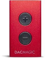 Cambridge DacMagic XS Mini convertidor USB Digital/analógico para Ordenador portátil Rojo