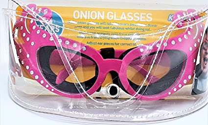 ed1d17e917b KitchenCraft Dame Edna Onion Glasses  Amazon.co.uk  Kitchen   Home