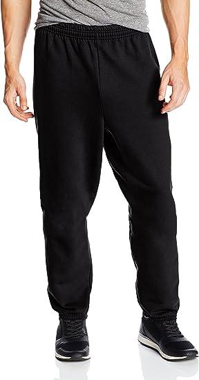 Hanes Mens EcoSmart Fleece Sweatpant with Pocket Pants