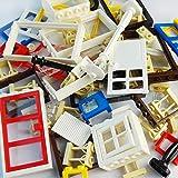 Taken All 82 Piece Windows & Doors & Fences Sets Building Block Toy -Compatible Major Brands Children Gifts