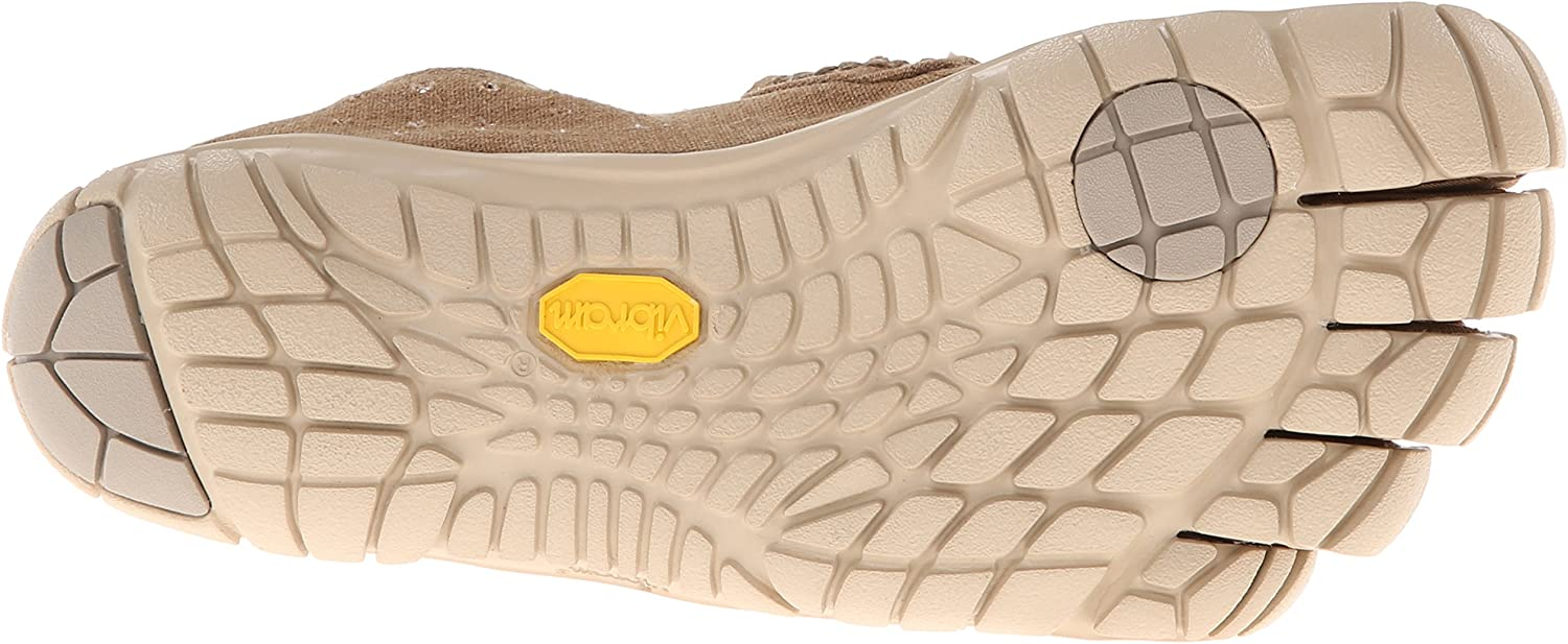 Vibram Five Fingers Mens CVT-Hemp Minimalist Casual Walking Shoe