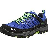 CMP – F.lli Campagnolo Kids Rigel Low Trekking Shoe WP, Zapatillas de Senderismo Unisex niños