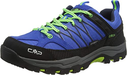/& Wanderhalbschuhe CMP F.lli Campagnolo Unisex Kids Rigel Low Shoe Wp Trekking