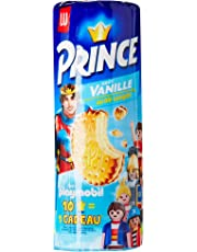 LU Biscuits Goûter Prince Vanille 300 g