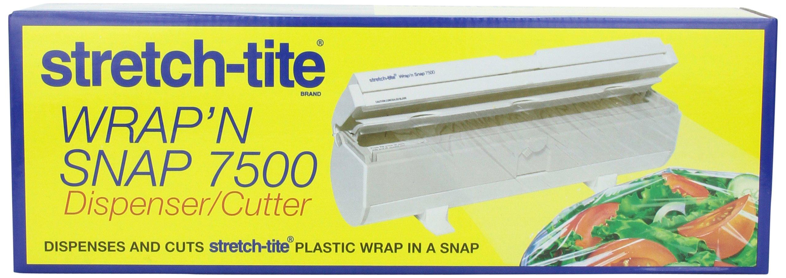 Stretch-tite Wrap'N Snap 7500 Dispenser by Polyvinyl Films Inc