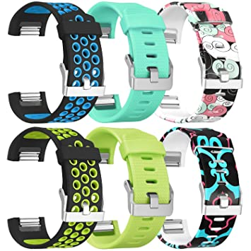 SKYLET for Fitbit Flex Bands No Tracker Silicone Replacement Bands for Fitbit Flex with Fastener Ring
