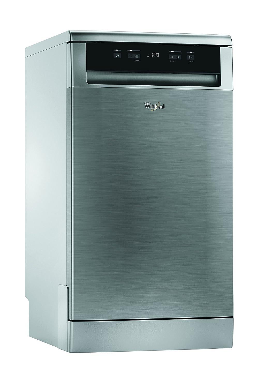 Slimline Kitchen Appliances Hotpoint Ultima Siuf32120x Slimline Dishwasher Stainless Steel