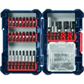 40-Piece Bosch Impact Tough Screwdriver Bit Set