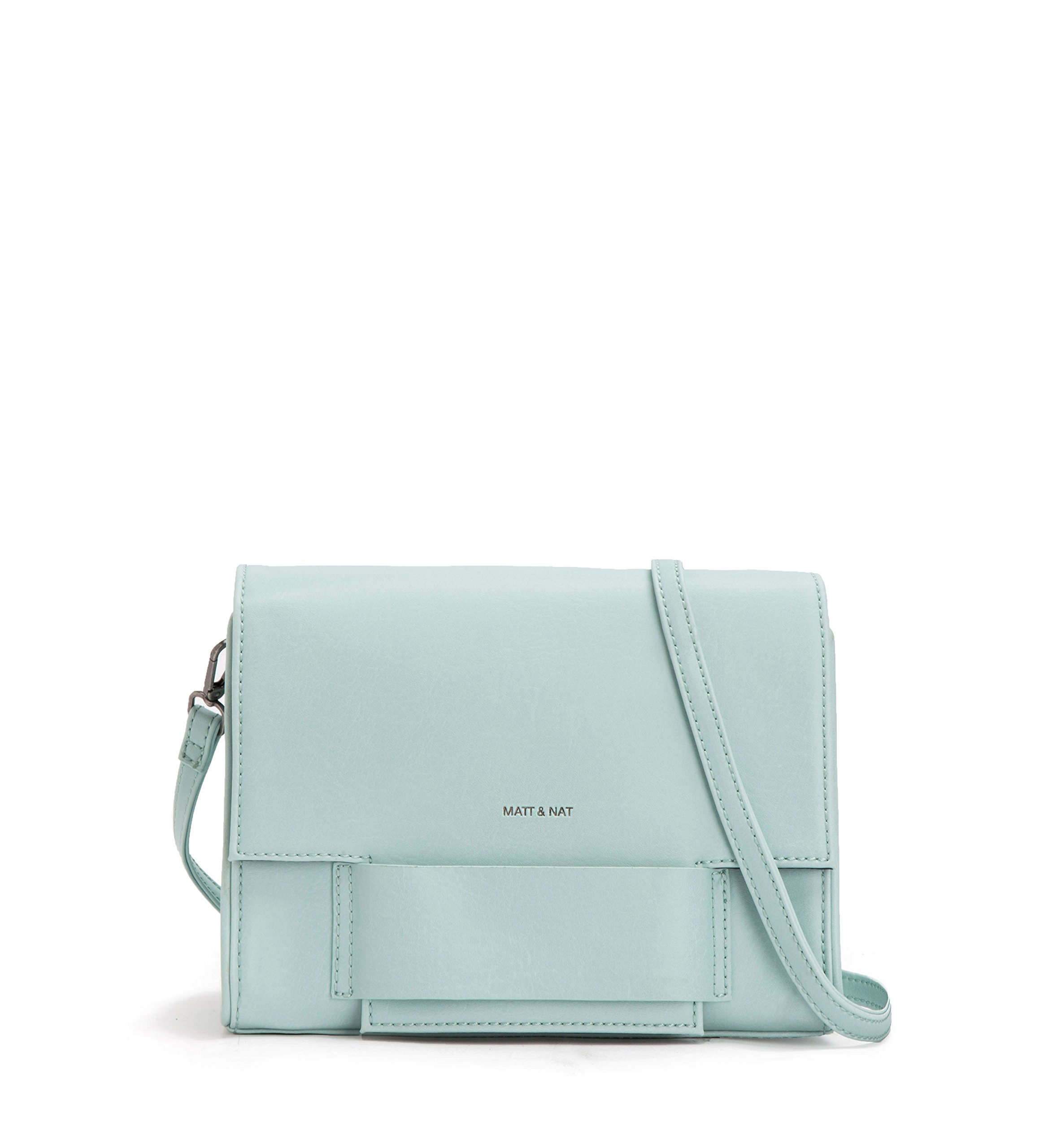 Matt & Nat Shareen Vintage Crossbody Bag, Glass by Matt & Nat