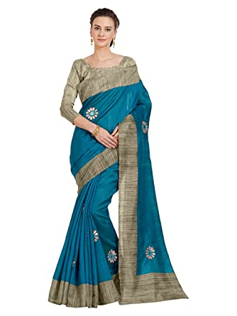 Indische Kleider Damen Sari mit Ungesteckt ungesehen Oberteil/bluse ...