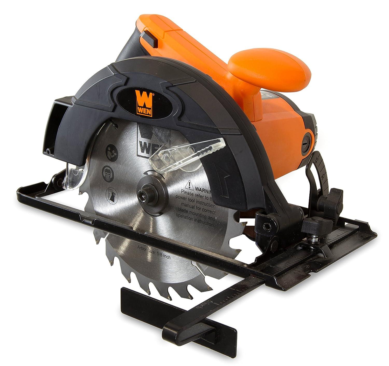 WEN 3614 12 Amp Sidewinder Circular Saw 7-1//4