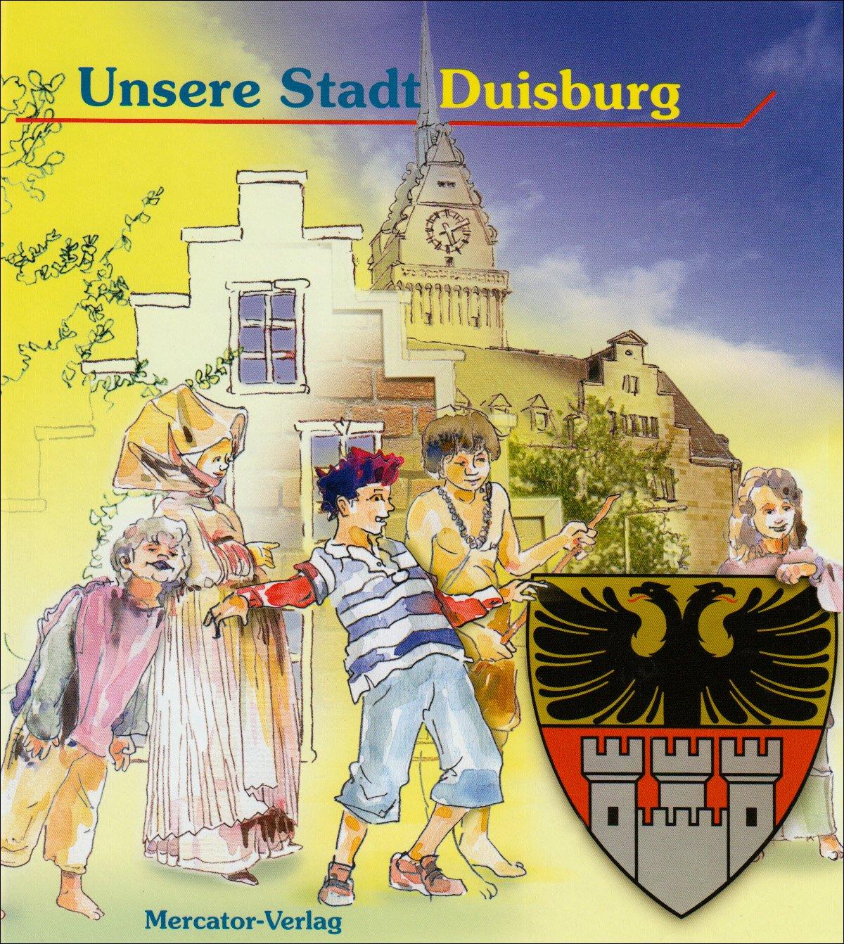 Unsere Stadt Duisburg