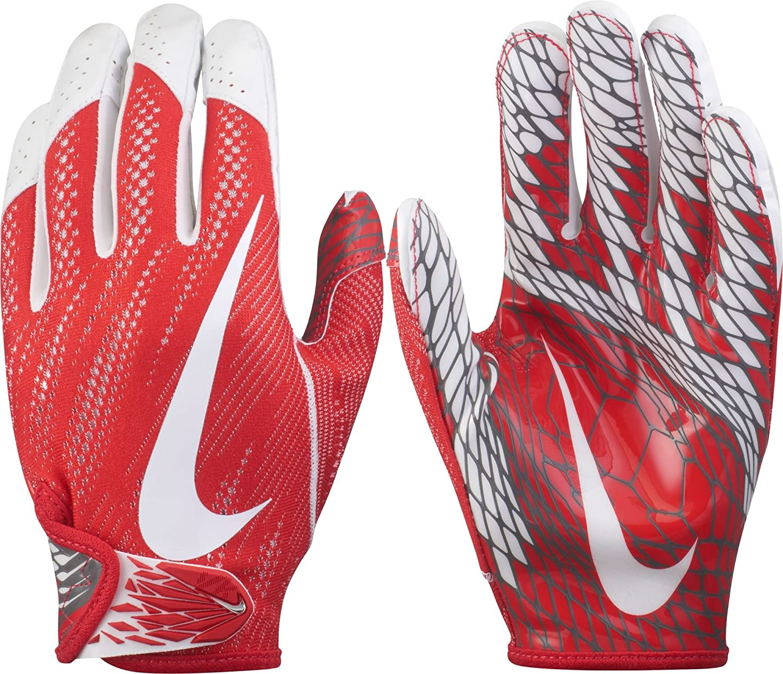9f4a0bb275ece Amazon.com   Nike Adult Vapor Knit 2 Receiver Gloves 2017