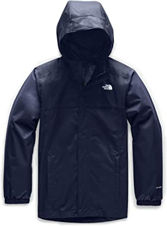 The North Face Kids Boy's Resolve Reflective Jacket (Little Kids/Big Kids) - Blue - XX-Small