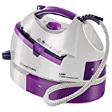 Russell Hobbs Easy Steam Generator Iron 20330, 2800 W - White and Purple
