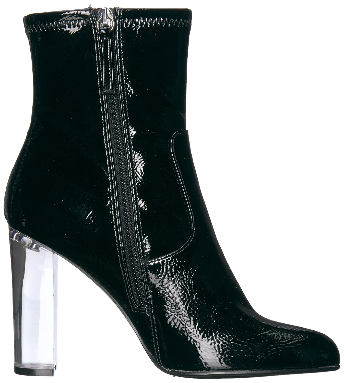 Steve Madden Women's Eminent US|Black Ankle Bootie B01NAIG4DP 9.5 B(M) US|Black Eminent Patent 55cb29