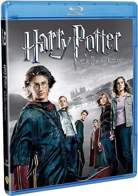 Harry Potter Y El Cáliz De Fuego Bluray [Blu-ray]: Amazon