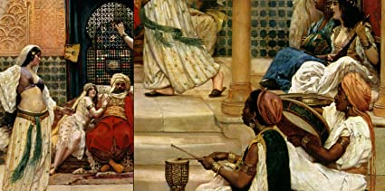 Amazon.com: Pierre-Louis Bouchard The Almeria ~ Les almees ...