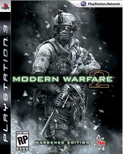 Call of Duty: Modern Warfare 2 - Hardened Edition (PS3) Games at amazon