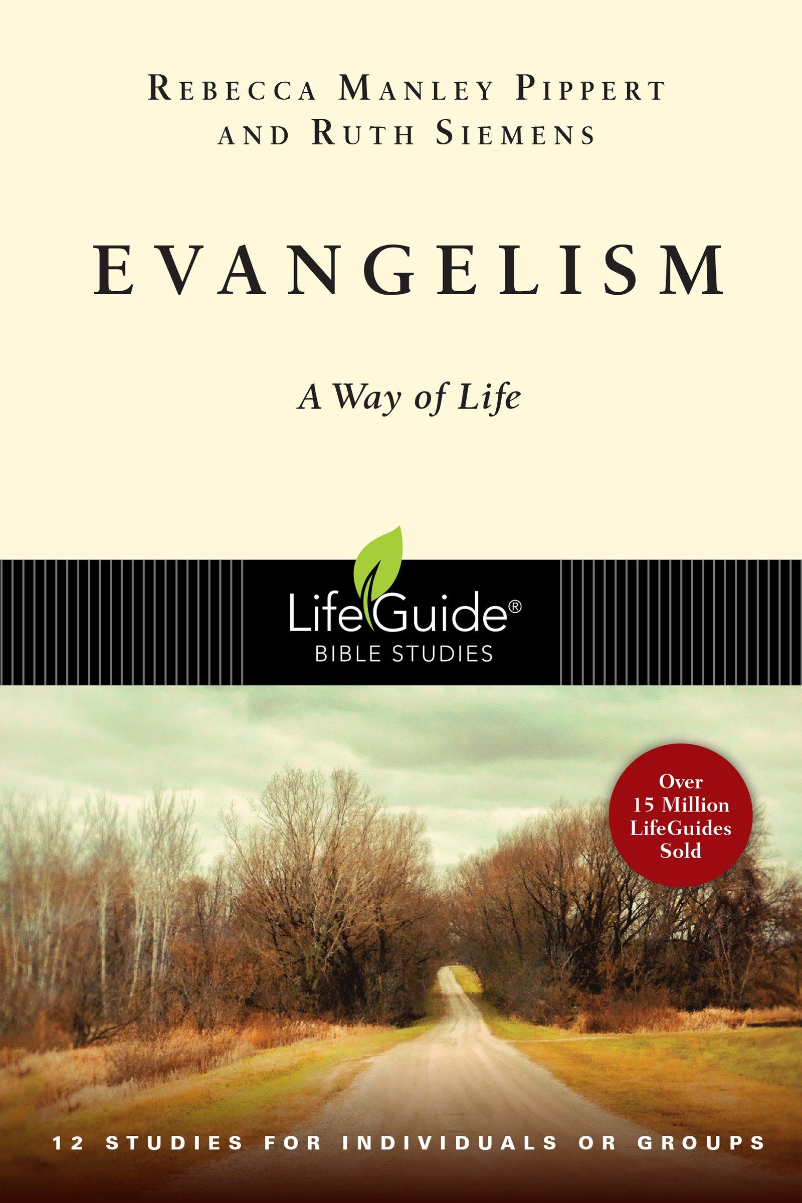 Download Evangelism: A Way of Life (Lifeguide Bible Studies) PDF
