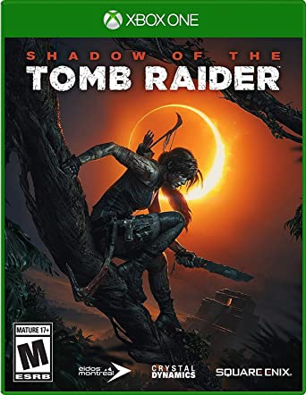 Amazon Com Shadow Of The Tomb Raider Xbox One Square Enix Llc