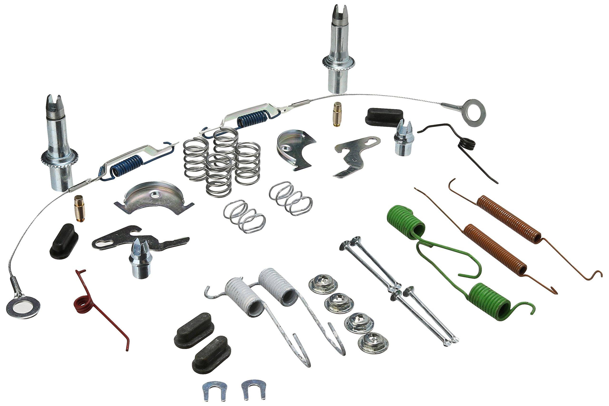 Carlson H2334 Rear Drum Brake Hardware Kit by Carlson