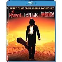 Desperado / El Mariachi (1993) Vol / Once Upon A Time In Mexico Set [Blu-ray] (Bilingual)