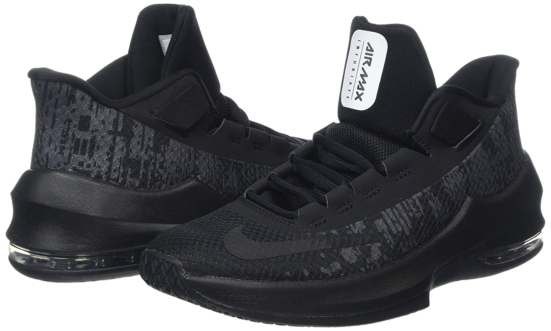 Nike Jungen Air Max Infuriate 2 Mid (Gs) Basketballschuhe