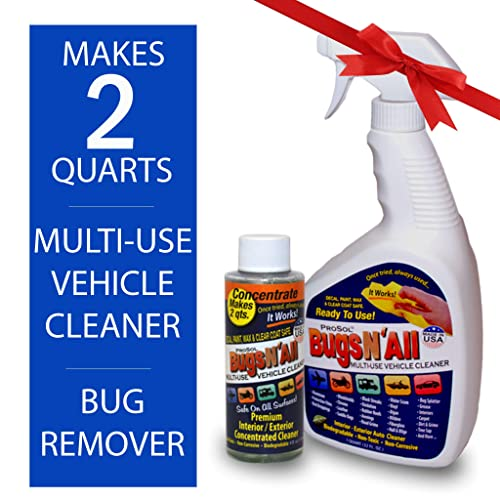 Bugs N All Multiuse Vehicle Cleaner